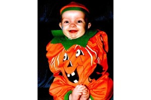 Gabe the pumpkin